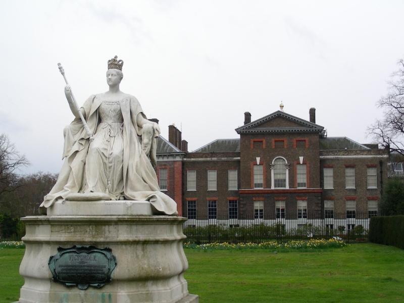 Parks for Interno kensington palace
