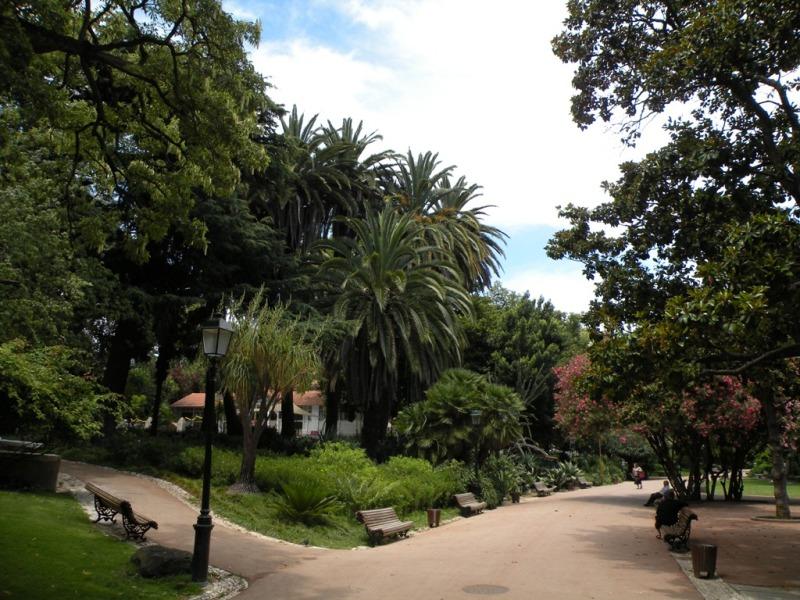 Portogallo - Giardini curati ...